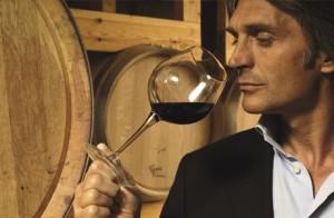 Дегустация аромата вина