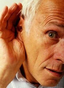 Старческая глухота