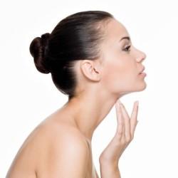 Нежная кожа женщины