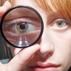 Исследование глаза