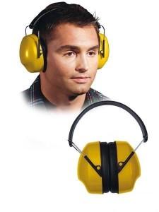 Наушники для защиты от громкого шума