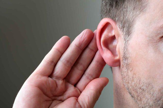 пробка в ушах