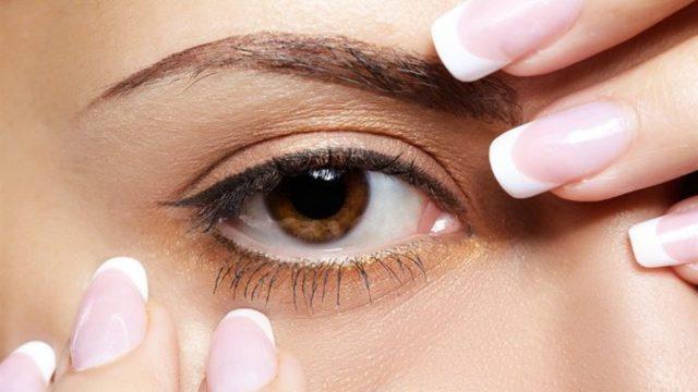 Нарушение цветового зрения один глаз