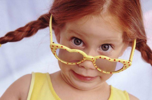 Ребенок круги покраснение под глазами
